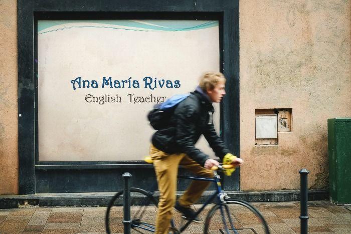 English Techer on Facebook:  https://www.facebook.com/pages/English-Teacher-Ana-Maria-Rivas/113582638832137