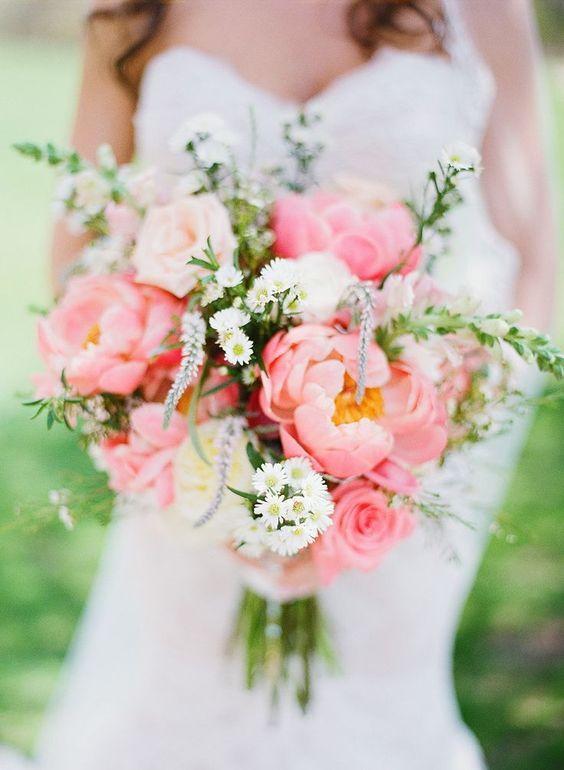 50 Zjawiskowych Bukietow Slubnych Z Piwonii Peony Bouquet Wedding Wedding Flowers Pink Peonies Peony Wedding