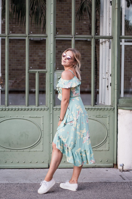 sommer trend wickelkleid mit bildern  wickelkleid