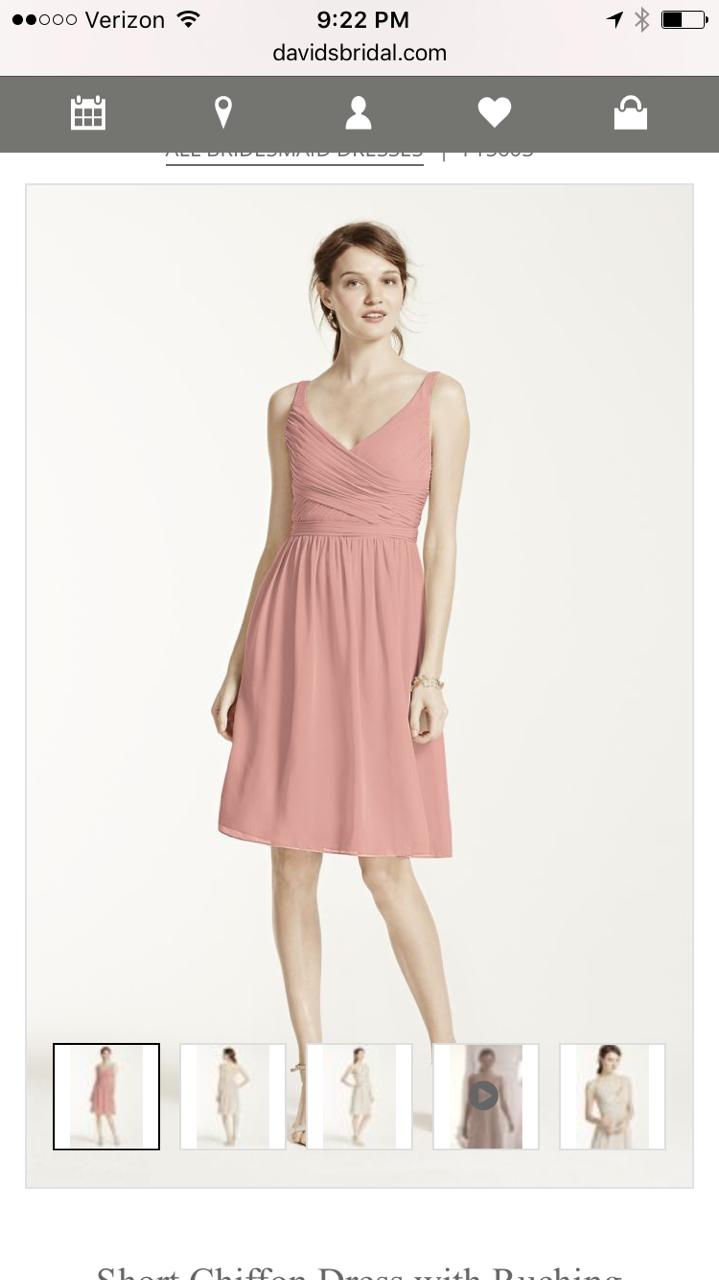Megans dress