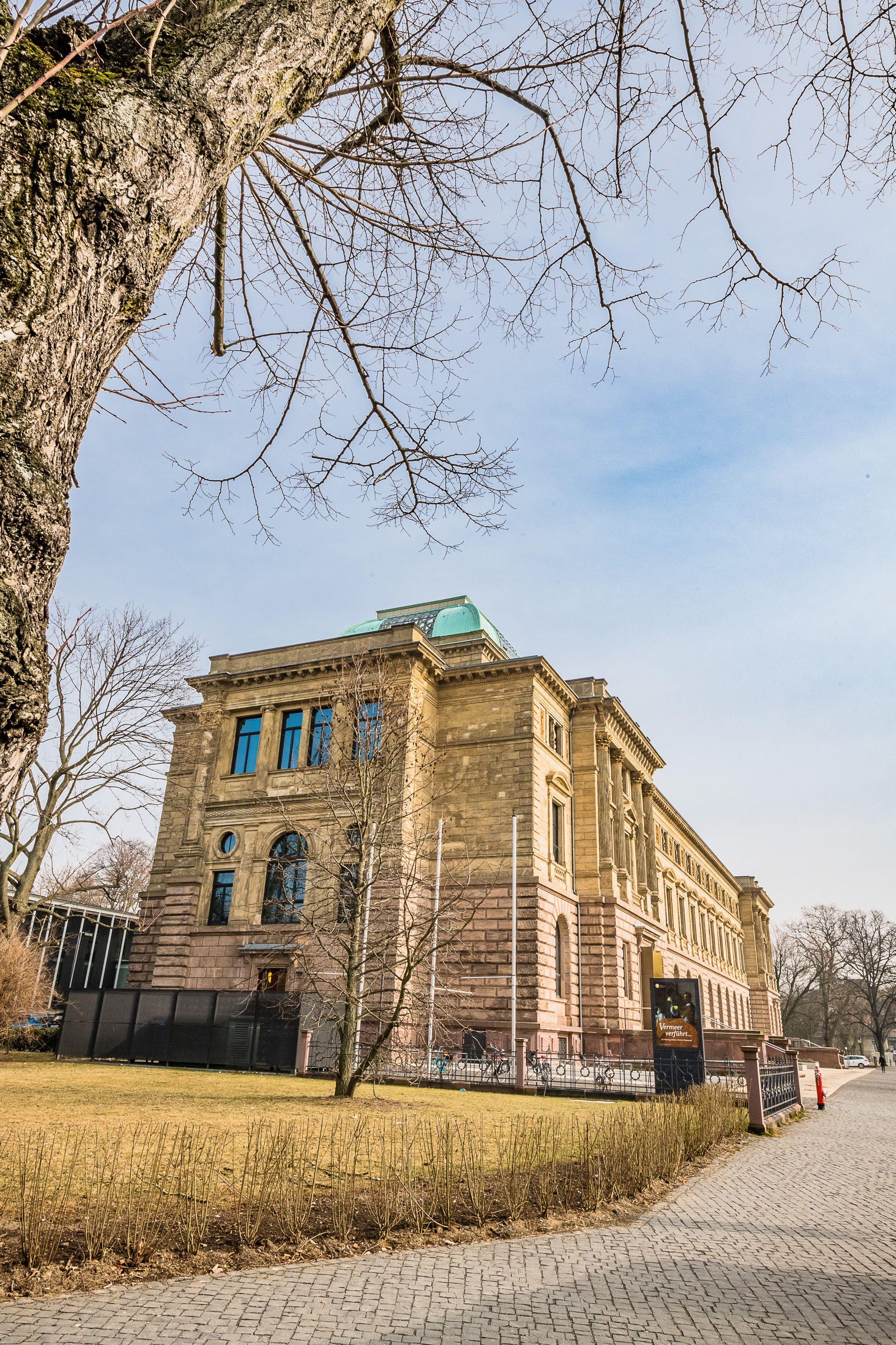 Das Herzog Anton Ulrich Museum in Braunschweig ist eines