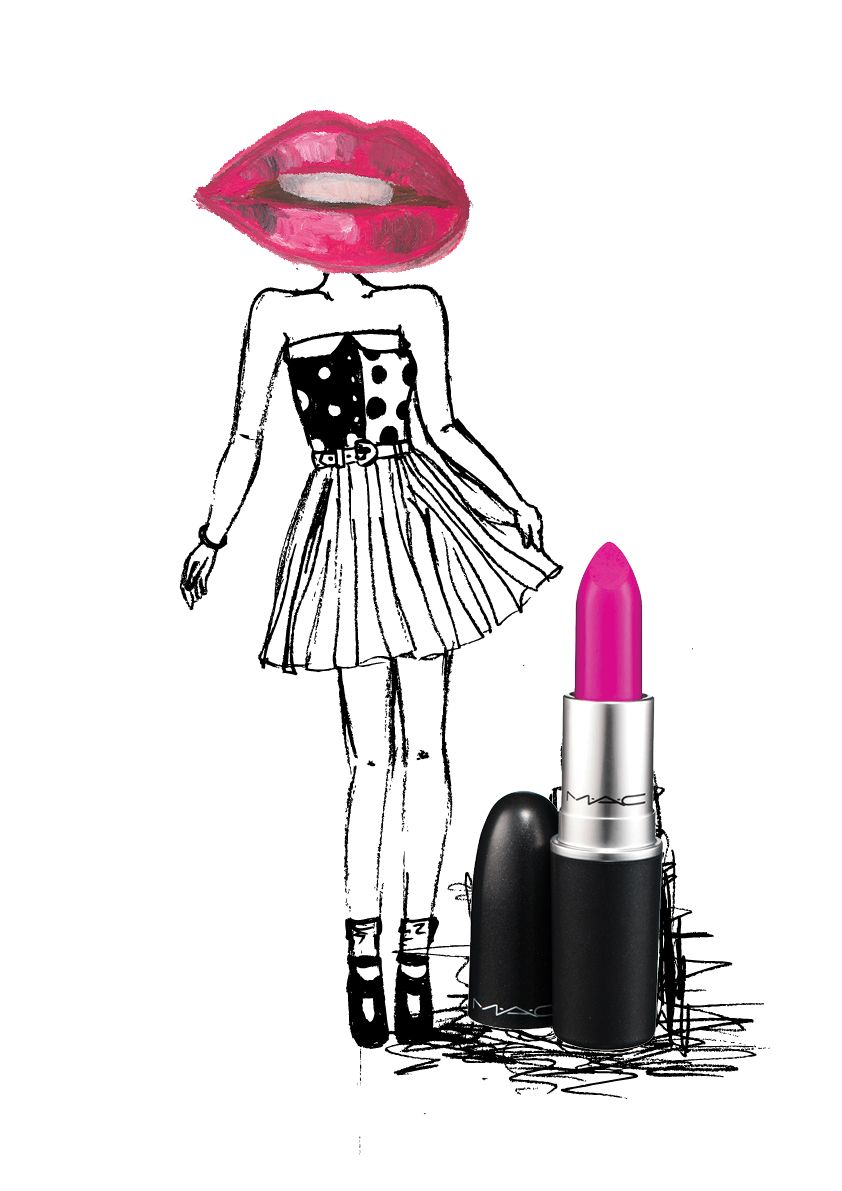 Poster design on mac - Image Making Project Mac Lipstick Advertising Posters By