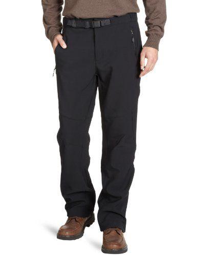Columbia Mens Passo Alto Heat Pant Black 44x30Inch *** See