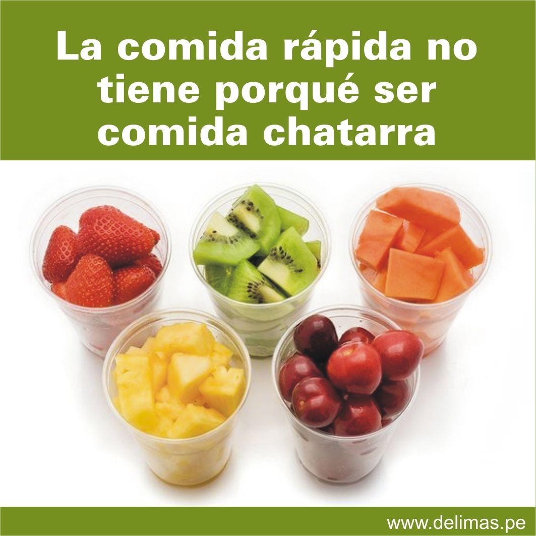 Comida rapida saludable snacks saludables - Comidas deliciosas y saludables ...