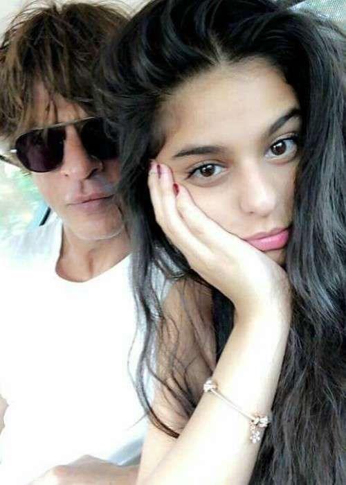 Shahrukh Khan Daughter Age : shahrukh, daughter, Suhana