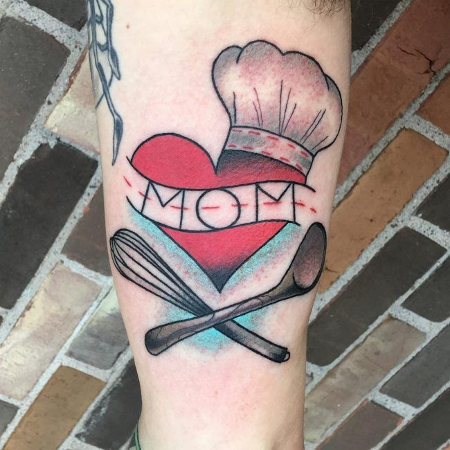 70 Love You Mom Dad Tattoo Designs Of 2019 Goosetattoo Mom
