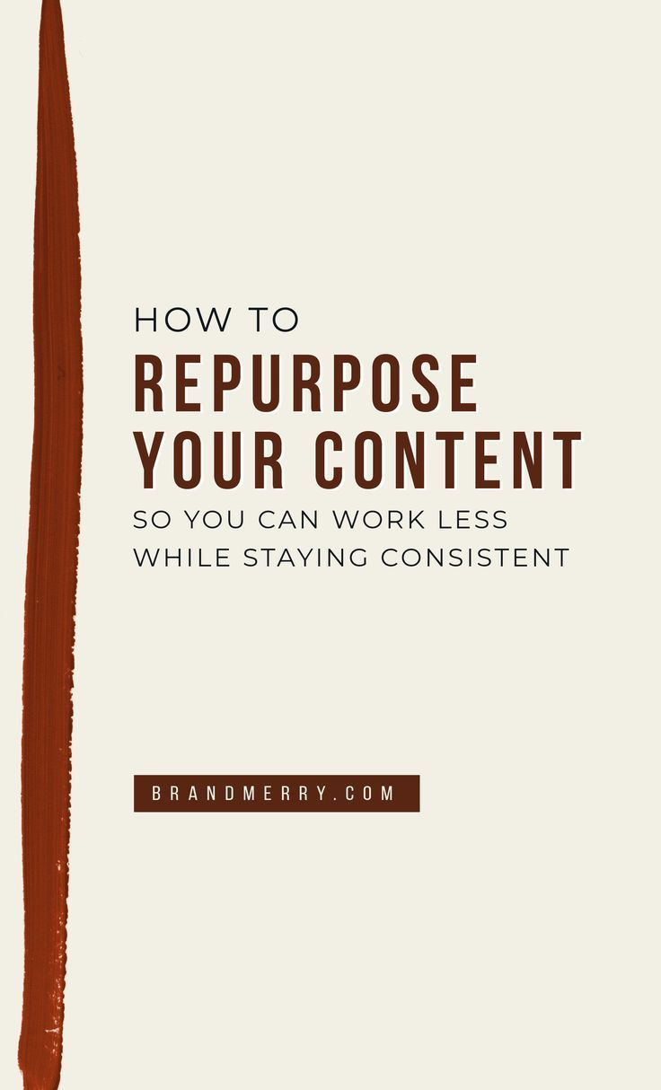 If you're spending all your time creating content and scheduling it, you're missing out on the secret sauce of repurposing. I'm sharing my 2020 Workflow and 7 steps to build your own workflow that allows you to repurpose your weekly content (think 1 piece of content shared for an entire week). Learn more on the blog.  #entrepreneur #branding #brandstory #storytelling #femaleentrepreneur #marketing #smallbusiness
