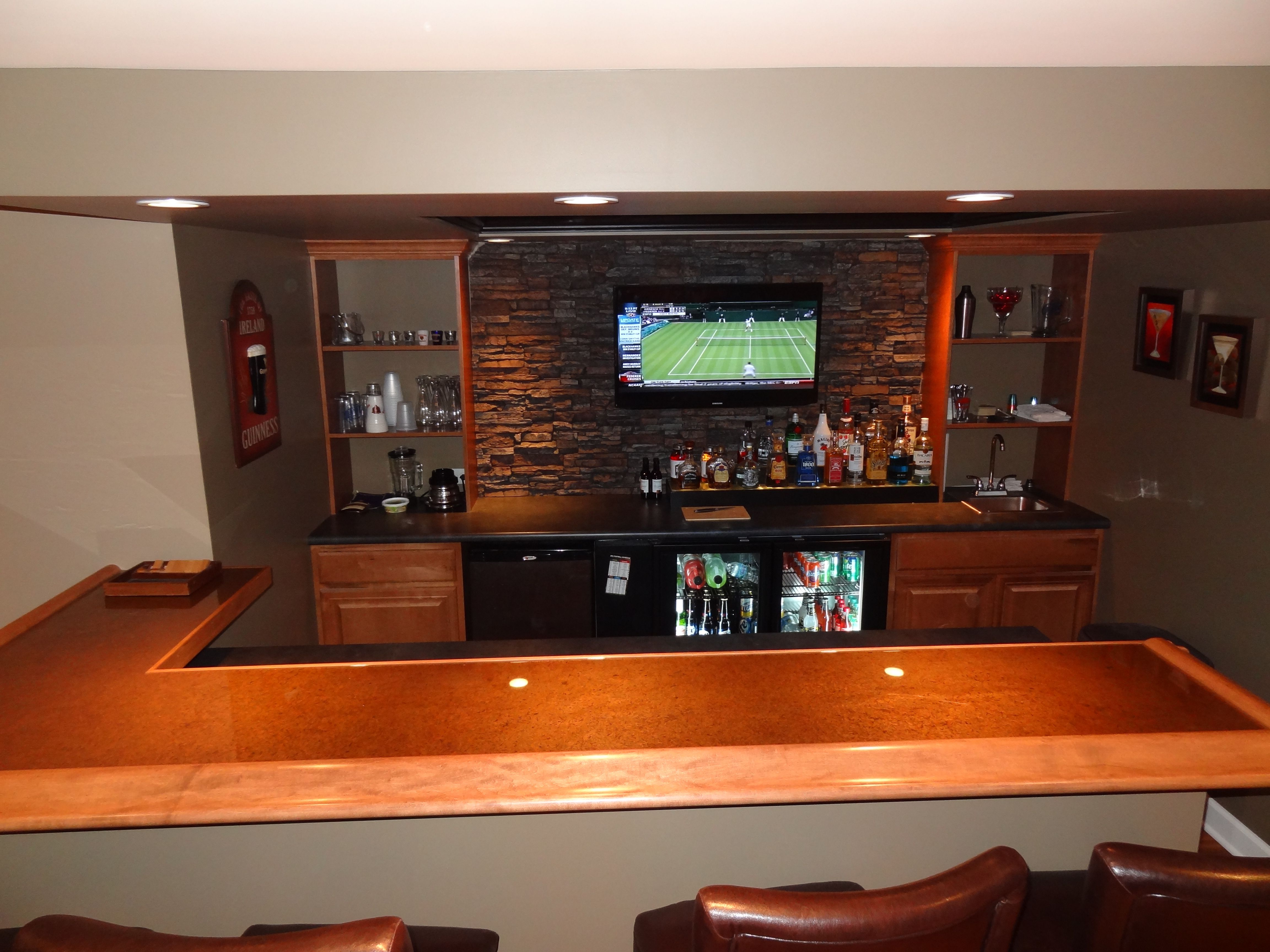 Looking for basement bar photos - Page 5 - AVS Forum | Home Theater ...