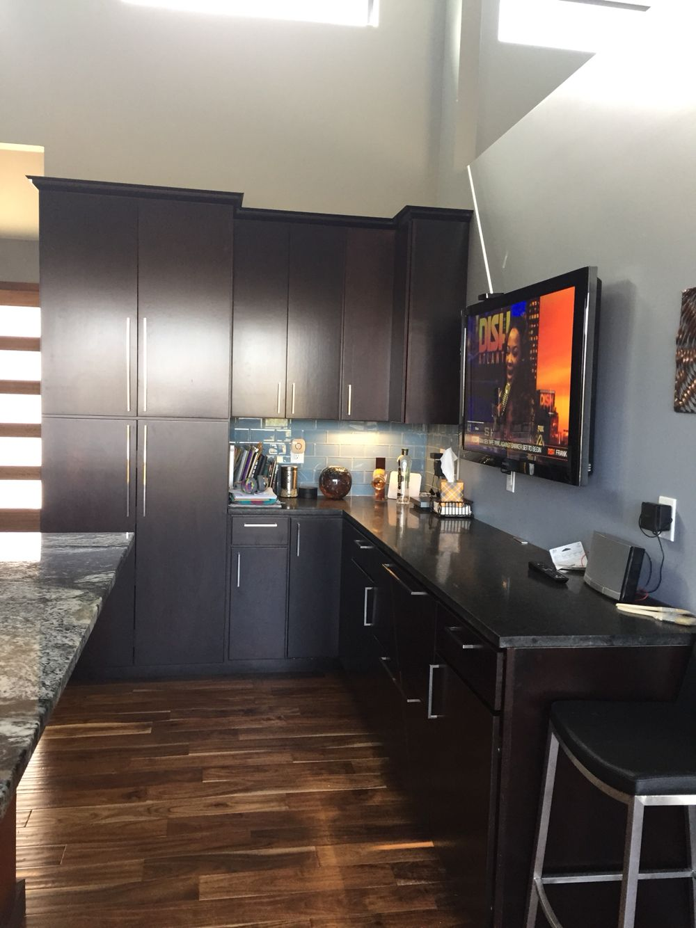 Kabinart Cabinets With Black Pearl Granite Kitchen Cabinets Cabinet Kitchen