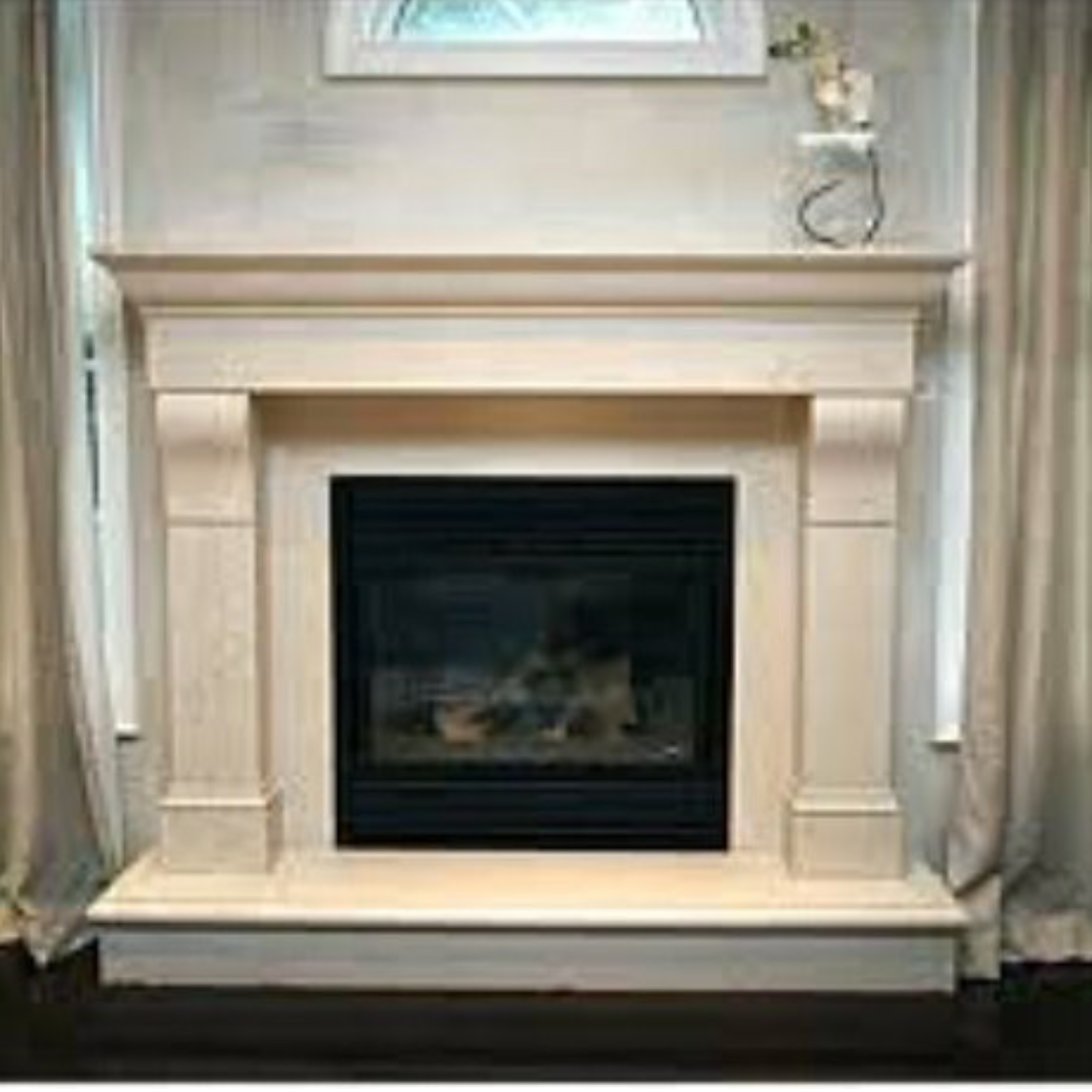 مدافئ الحطب التركيه مدافئ حطب فرنسيه مدافئ حطب مشبات رخام Fireplace Fake Fireplace Marble Fireplace Mantel
