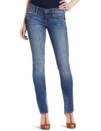 Lucky Brand Women's Lily Sweet N Straight Short Inseam Jean