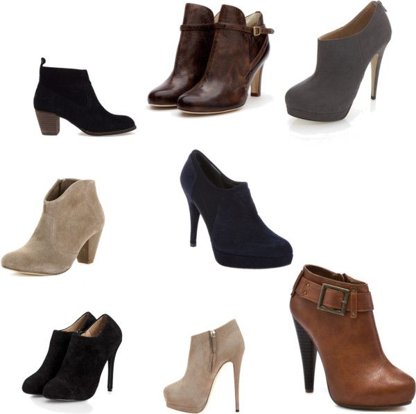 Essential Shoes - Casual Neutral Booties
