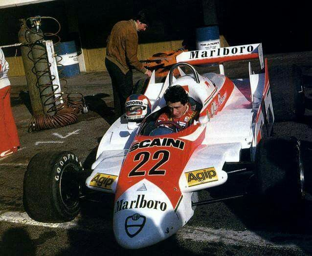 Patrick Alfa Romeo 179 1980 - where was this photo taken - as its not a race livery from 1980?