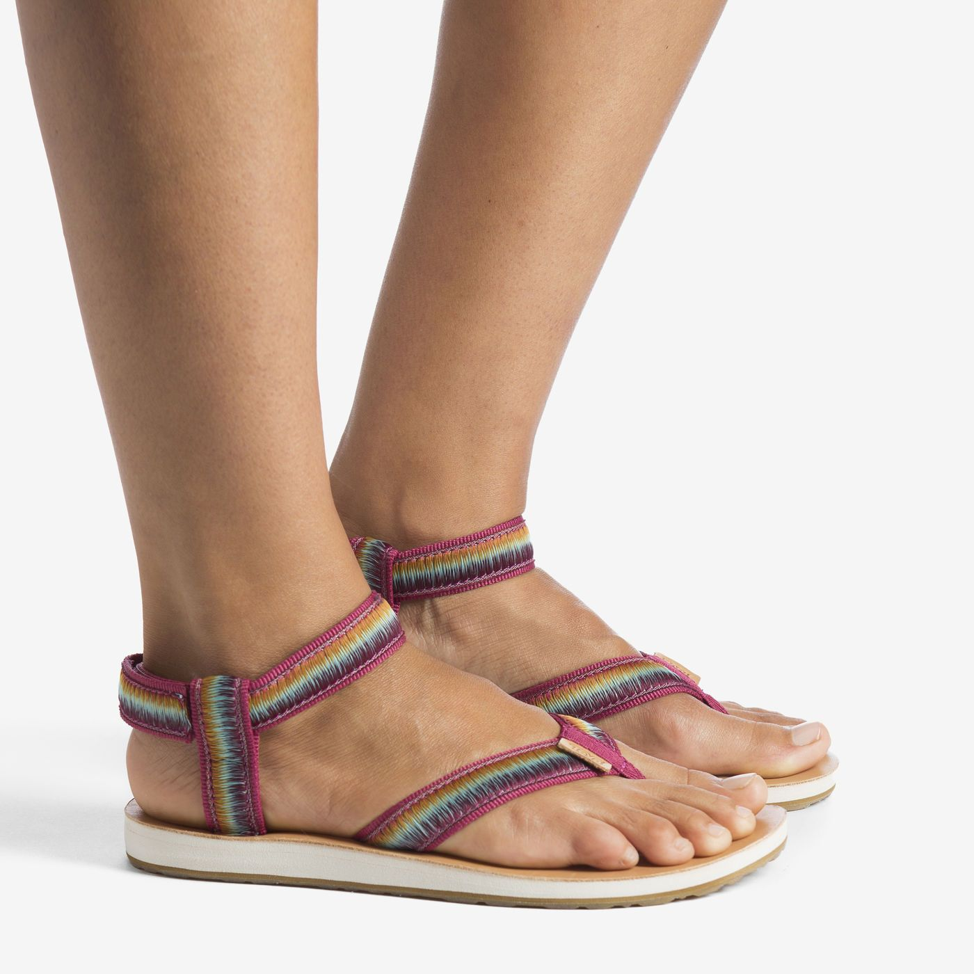 3d47c800738f Free Shipping   Free Returns on Authentic Teva® Women s Original Sandal  Ombre sandals - Elderberry. Shop our collection of sandals for women at  Teva.com