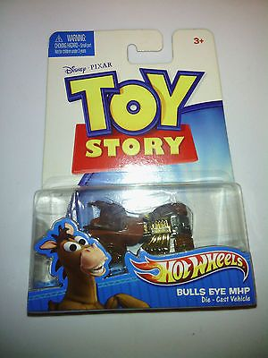 Disney Hot Wheels Toy Story Bulls Eye Mhp Hot Wheels Hot Wheels Cars Hot Wheels Toys
