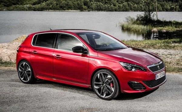 Lastcarnews Peugeot 308 Gti Revealed With 270 Ps Peugeot 308