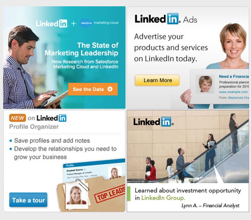 Linkedin Banner Ads Ads Banner Display Ads