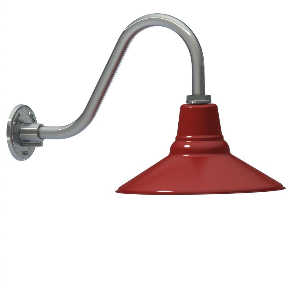 Aero Gooseneck Light With Images Gooseneck Lighting Barn Lighting Commercial Lighting