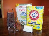 Homemade laundry soap (recipes for liquid and dry)  Promises to save a lot of money