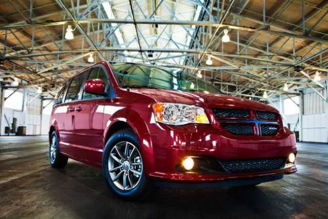 2020 Dodge Caravan Gt Reviews Redesign Release Date