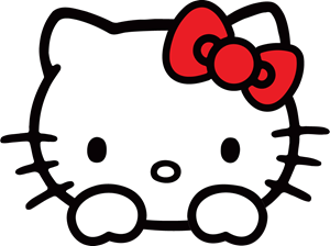 Pin By Flaviane Martins Salles On Free Printable Hello Kitty Printables Hello Kitty Art Hello Kitty
