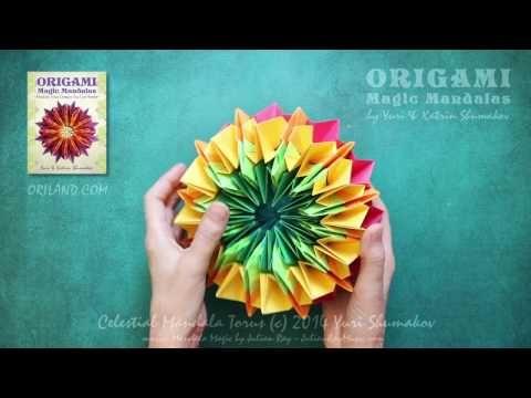 How to make a mini modular origami book -|- DIY Paper Book | Mini ... | 360x480