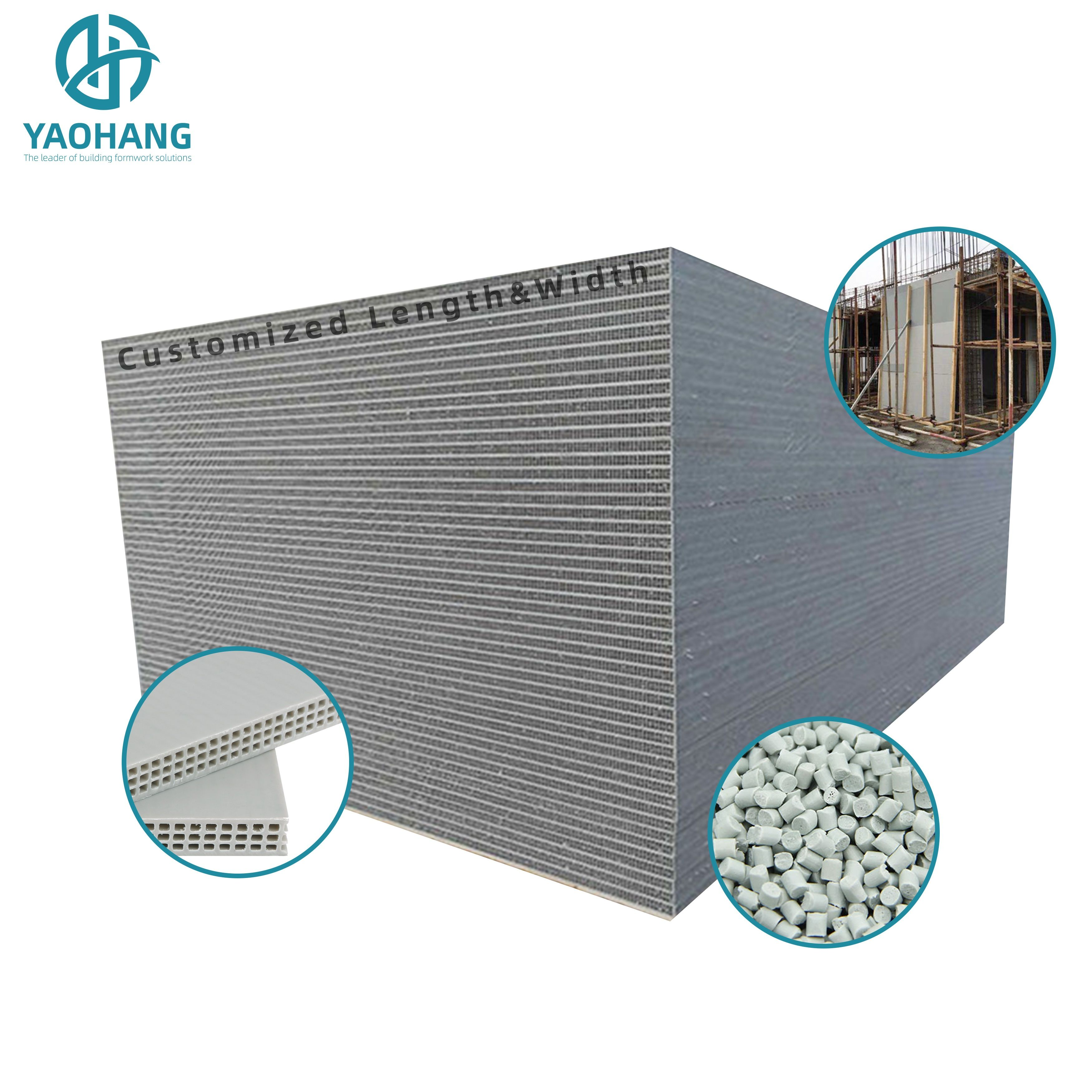 Customized High Quality Concrete Building Template Concrete Formwork Concrete Concrete Building