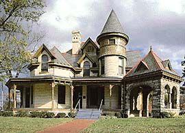 Victorianstation Com Brick Cottage Victorian Homes Storybook Cottage