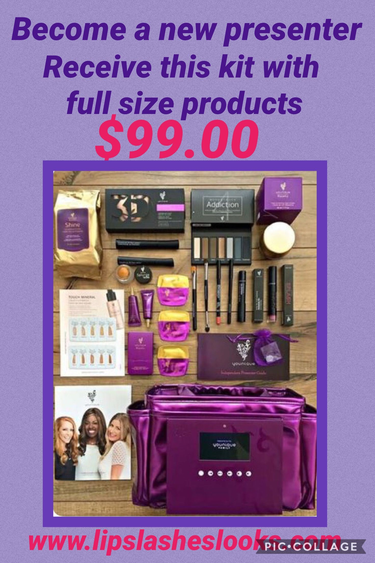 Option 1 You can buy beauty kit for products and discount