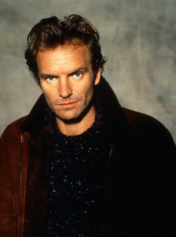 "Sting (1991) - promotional picture for his album ""The Soul Cages ..."