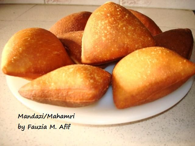 Coconut Mandazi Mahamri Step By Step Fauzia S Kitchen Fun Mandazi Recipe Kenyan Food Food