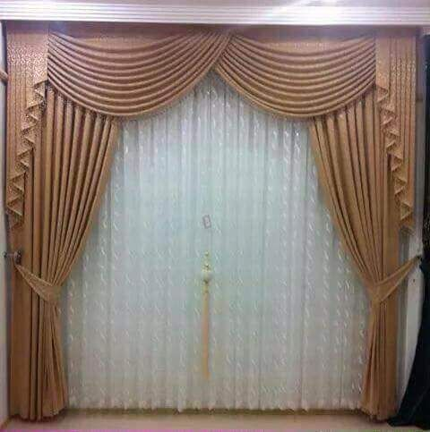 Pin de Julio Martinez en decoración con cortinas Pinterest - cortinas para ventanas