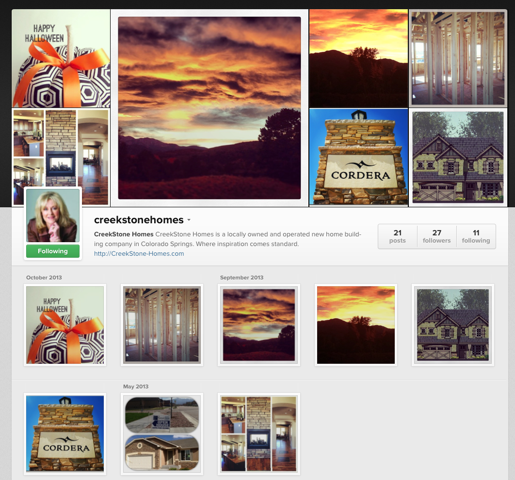 Feb 7, 2014 Instagram http://instagram.com/creekstonehomes/ home buying new classic homes colorado springs http://creekstone-homes.com #coloradosprings #colorado #homes #womanowned