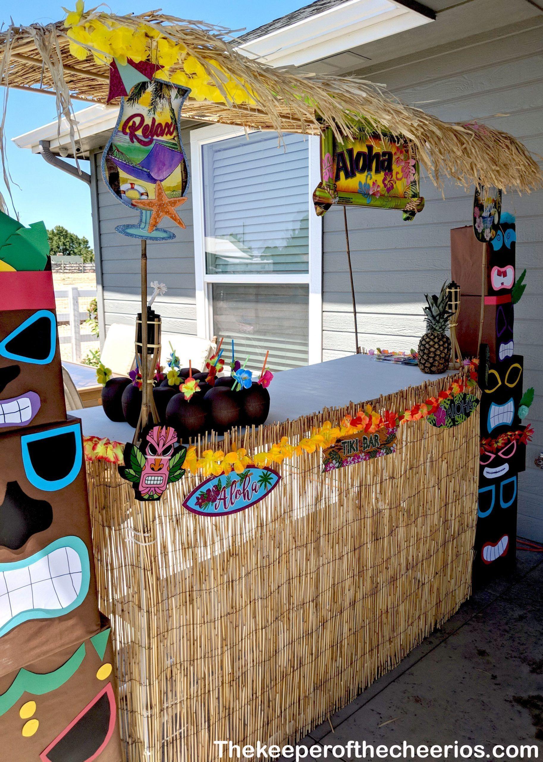 Hawaii Halloween Nightlife 2020 Hawaiian Luau Party #hawaiianluauparty HAWAIIAN LUAU PARTY – TIKI