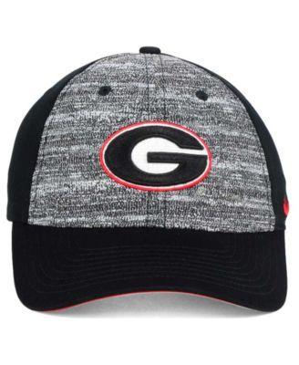 4ef8ca0c5d9 Nike Georgia Bulldogs H86 Heathered Cap - Black Adjustable ...