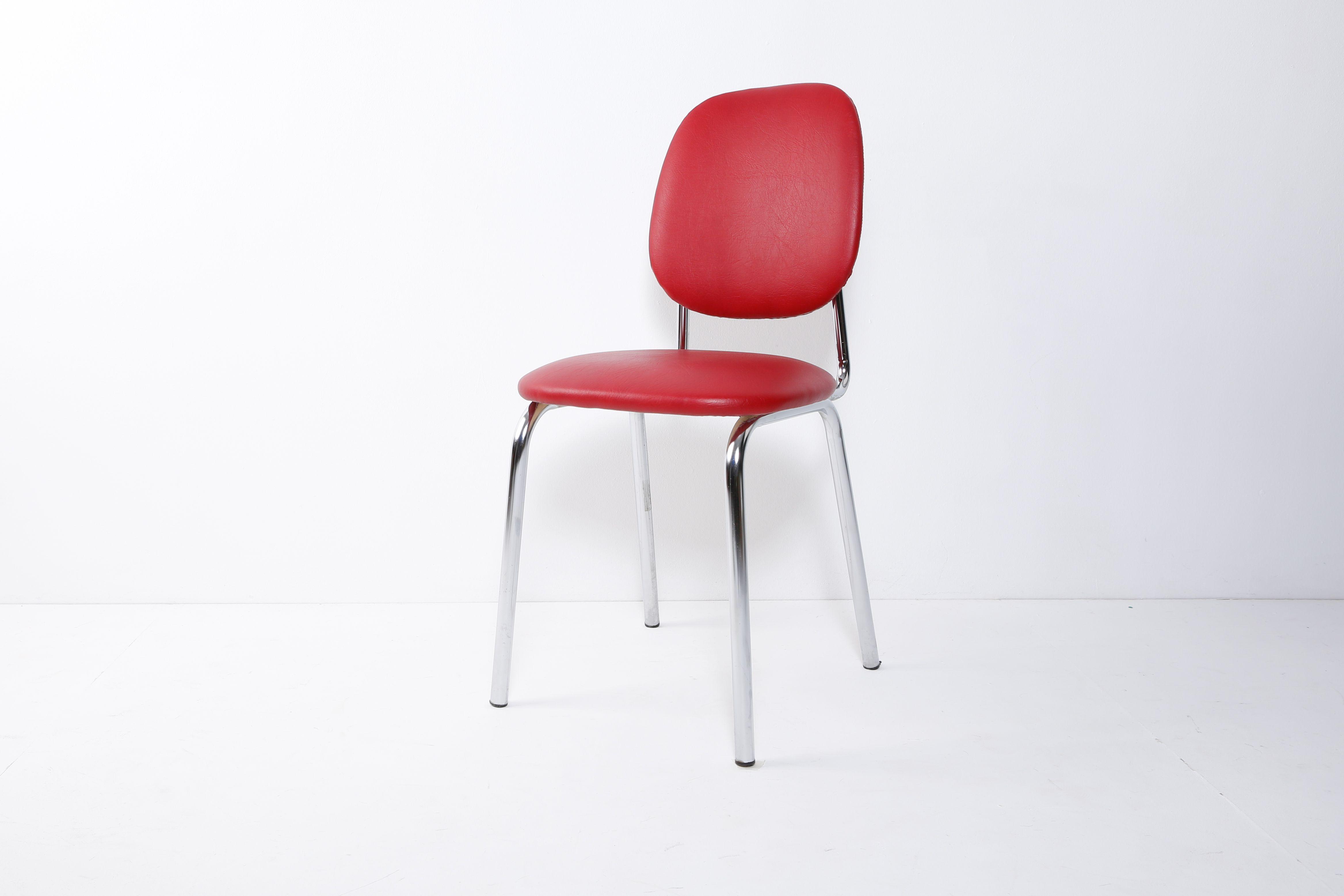 Rote Küchenstühle ~ Besten vintage küchenstühle bilder auf er jahre
