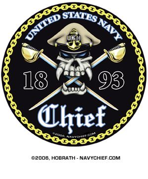 navychiefcom 4quot round quotcpo skull and crossed cutlasses