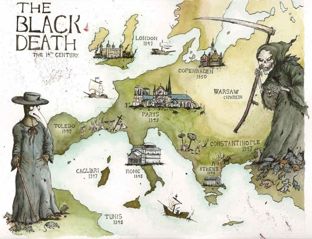 a discussion of the cases and results of the black death during the persian revolts Encyclopedia of world history a his death results in a civil war between his remaining brothers 1260 ce 1347–1353 ce black death the black death.