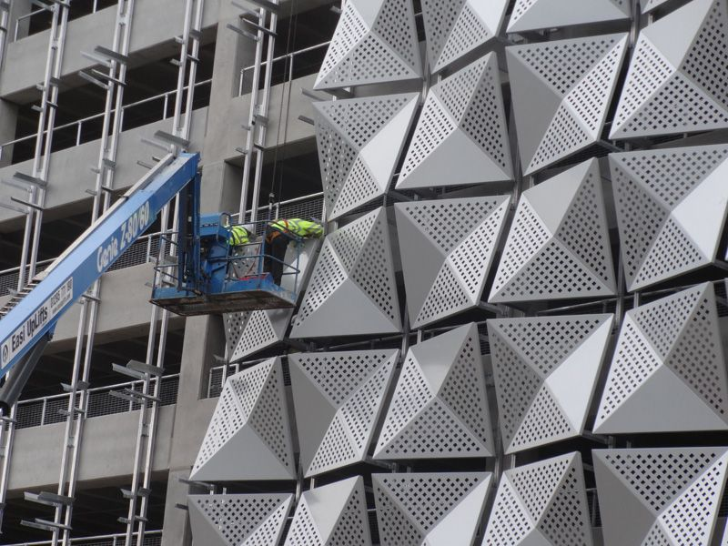 Mcnichols Perforated Metal Screen Panels에 대한 이미지 검색결과