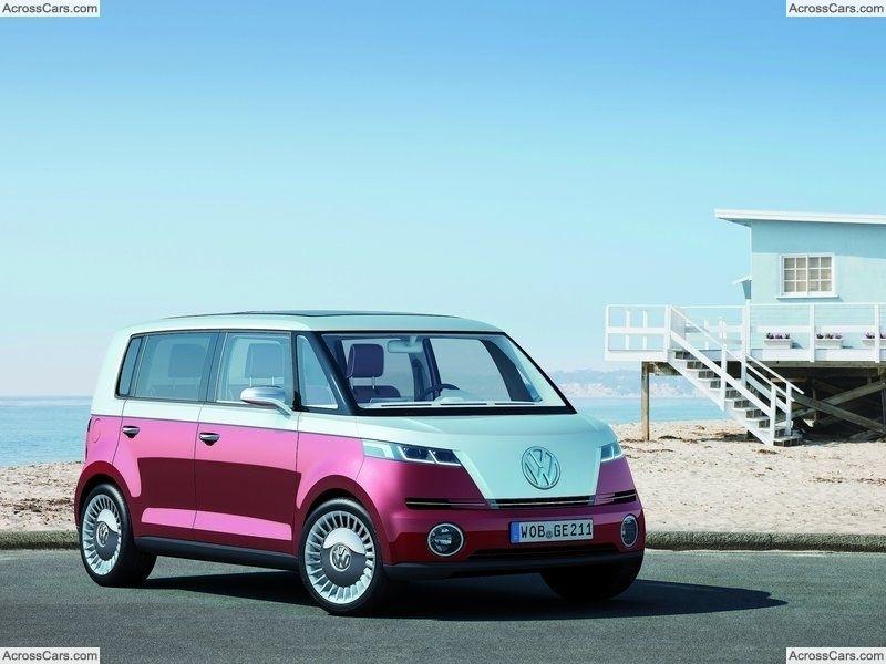 Volkswagen Bulli Concept 2011 Vw Combis