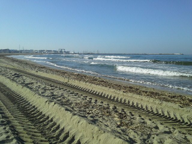Beach morning viareggio the beaches close to b b sunrise pinterest beach - Bagno stella lido di camaiore ...