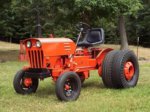 Power Wheels Tractor Pull : Dual wheels would be cool tractors pinterest