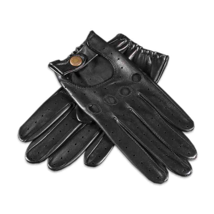Prada mens leather gloves - Mens Black Leather Driving Gloves If You Are Looking For Mens Leather Driving Gloves Then You Cant Go Wrong With Our Best Selling Black Leather Driving