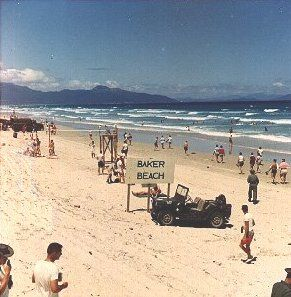 Cam Ranh Bay 1966 | Baker Beach, over the sand pile from the
