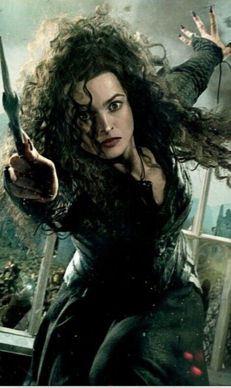 Bellatrix Harry Potter Film Anita Blake Harry Potter Figuren
