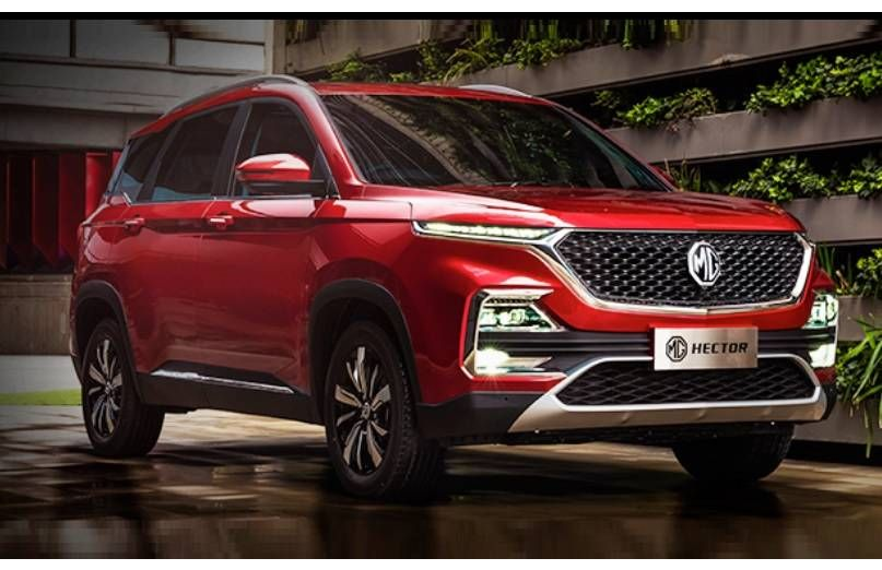 Morris Garages Launches The Mg Hector Suv In India Upcoming Cars