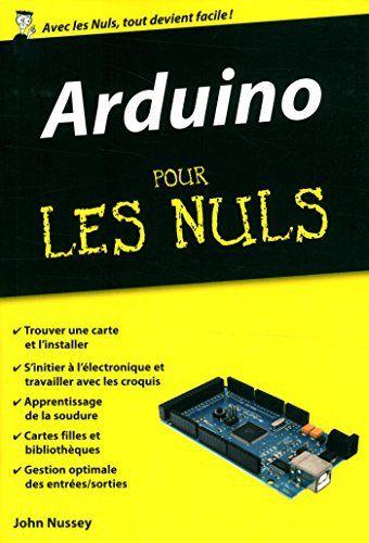 Telecharger Gratuits Arduino Pour Les Nuls Version Poche EPub, PDF, Kindleu2026