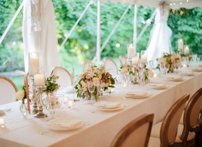 decoration table mariage tendance 2017