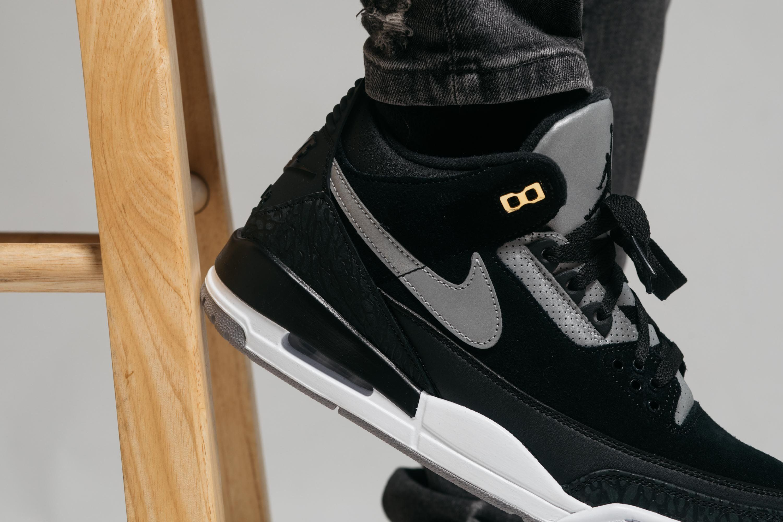 Der Beitrag Air Jordan 3 Tinker Black Cement kommt! erschien zuerst auf Grailify Sneaker Releases  Ab 0 Uhr gibt es fette 25% Rabatt auf ALLES bei monox! Sogar die Club Pants und das Shirt sind wieder is part of Air jordan 3 -