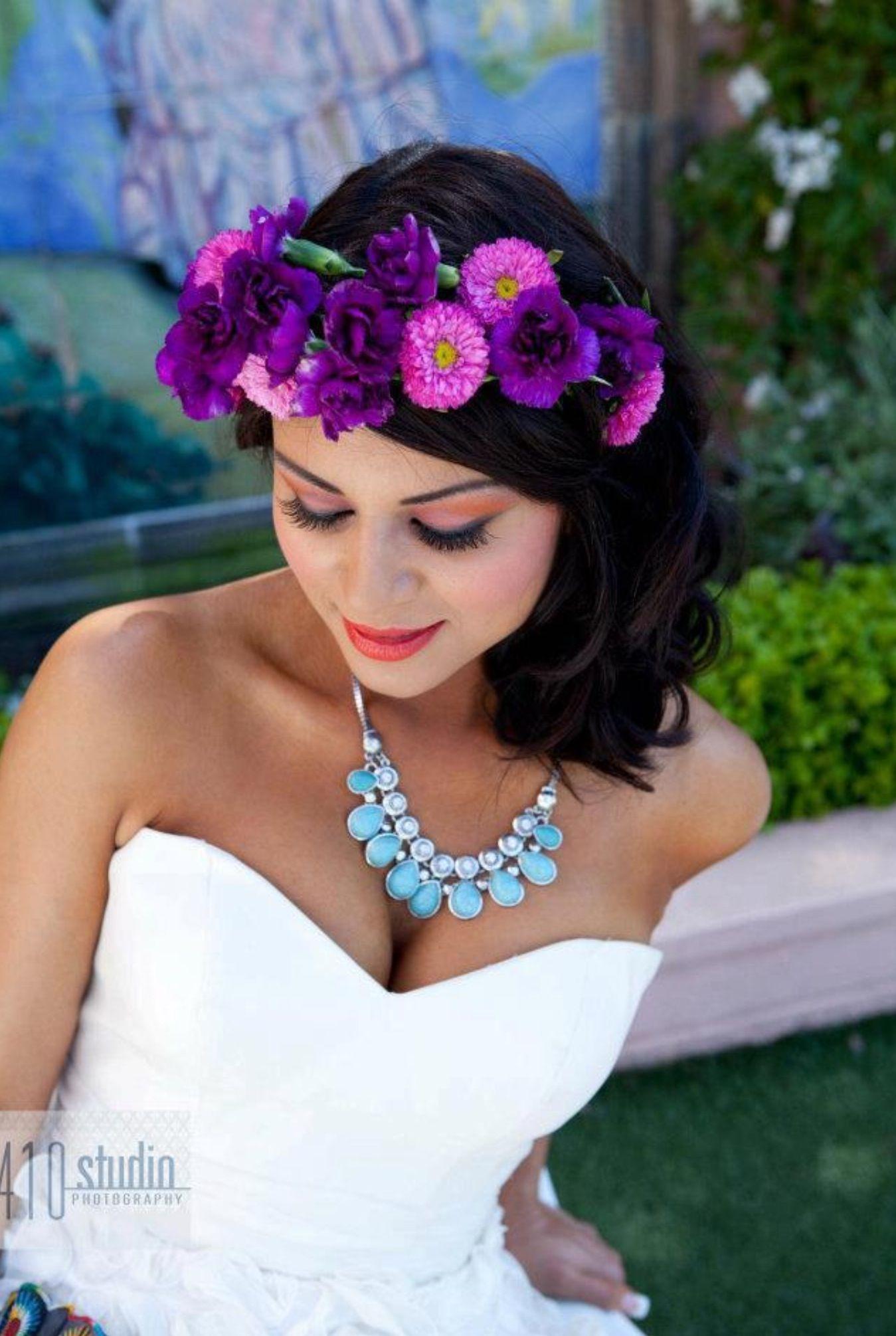 5 DE MAYO,WEDDING. LIME GREEN FLOWER HAIR CLIP FOR MEXICAN FIESTA